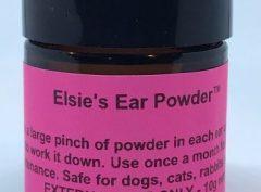 Elsie's Ear Powder