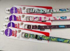 "Kazoo funky collar buckle ""Mint abstract"" design"