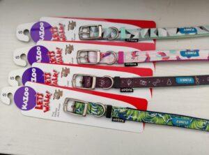 "Kazoo funky collar buckle ""doodles"" design"