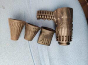 Double K Airgonomic- handle +3 nozzles