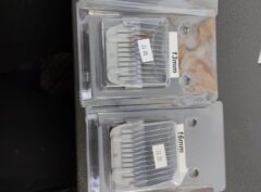 Snap-on guide comb- 16mm/Yellow/#5- WIDE