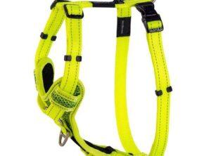 Rogz control harness medium DAYGLOW YELLOW