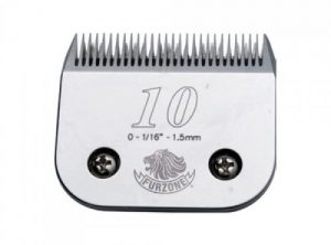 Furzone – #10 1.5mm Clipper Blade