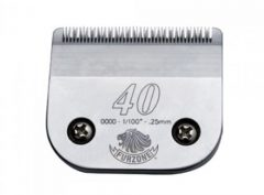 Furzone – #40 .25mm Clipper Blade