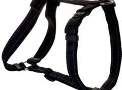 Rogz 'h' harness extra large BLACK